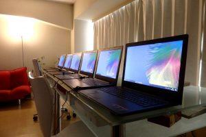 30台ほど、新規PCをまとめてセットアップ中。