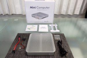 Hystou Fanless Mini PC。SATA Slotに不具合、増設ストレージを認識せず。返品処理が超メンドウ。