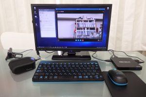 1万円ほどで手に入る、Mini PC = TV boxを、Skypeビデオ会議専用機として活用