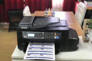 1年間インク交換不要!エコタンク・プリンターで大幅な経費削減 印刷品質も結構イイ!!