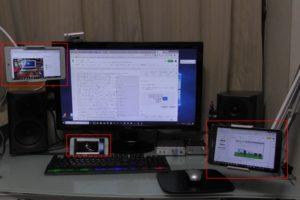 「spacedesk」でマルチディスプレイが無料で高性能、超簡単。タブレット、スマホ、ノートPCが外部画面に。